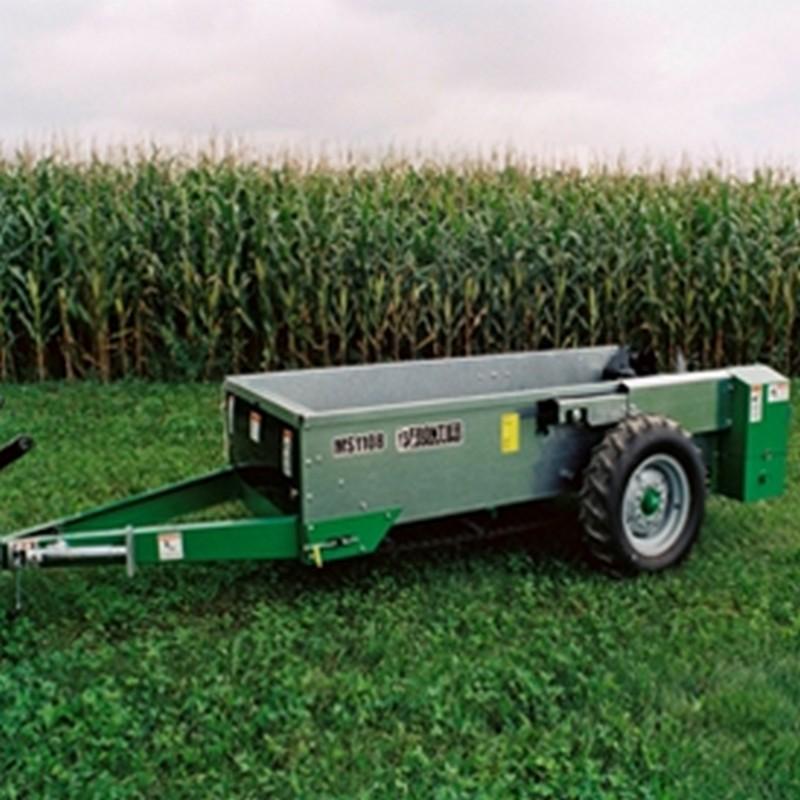 80 bushel ground driven manure spreader ms1108g home manure spreaders ...