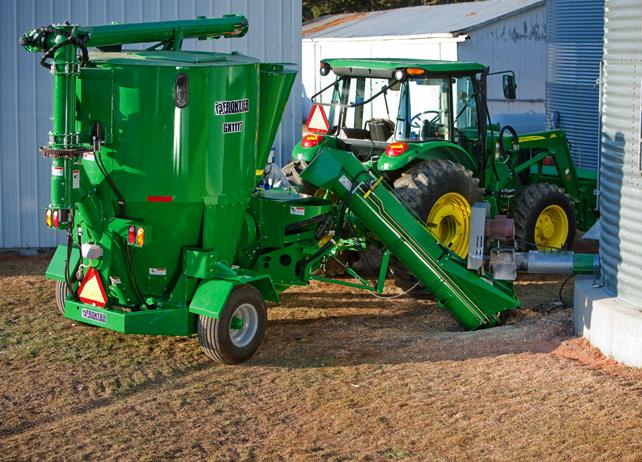Livestock & Equine Equipment | GX11 Grinder Mixer | John Deere US