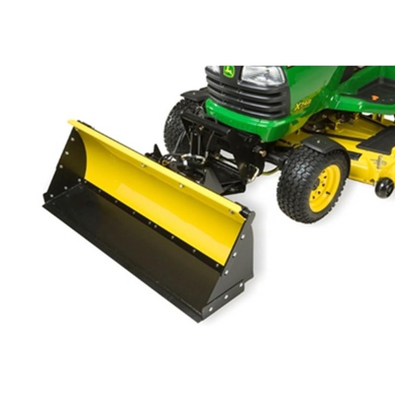 John Deere 40 Tractor Shovel (LP40000) | Mutton Power ...