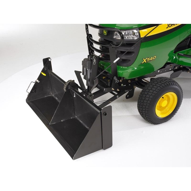 John Deere 40 Tractor Shovel (LP40000) | Mutton Power ...
