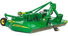 John Deere Rotary Cutter Guide By Duty Level | Caroldoey