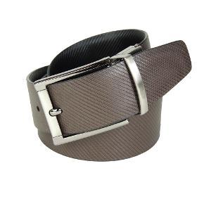 John Ledlie Men's Formal Reversible Belt - Black and Brown | Belts ...