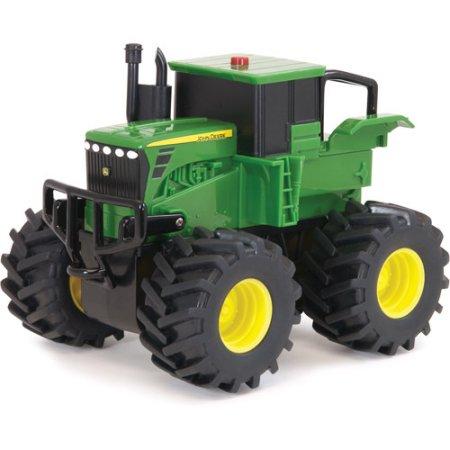 John Deere Motorized Monster Treads Tractor - Walmart.com