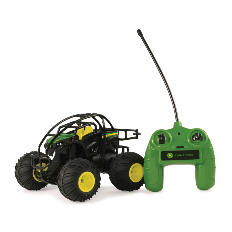 ... John Deere Monster Treads Remote Control Gator (with FREE UK DELIVERY