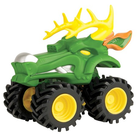 ... page - John Deere Monster Treads Tractor with Armor Vehicle
