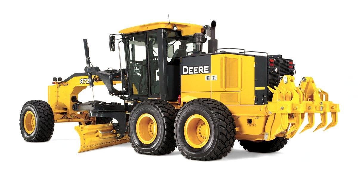 CablePrice - John Deere 870G/GP Motor Grader