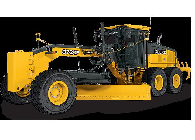 872G Motor Grader | ForConstructionPros.com