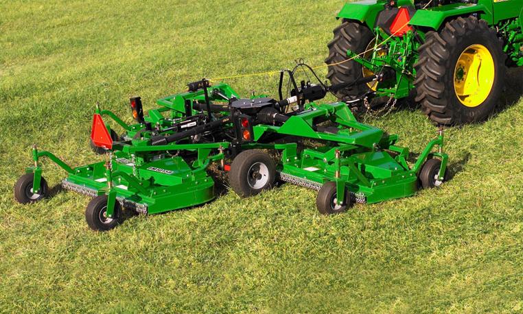 John Deere Flex-Wing Grooming Mowers Mowing Equipment JohnDeere.com
