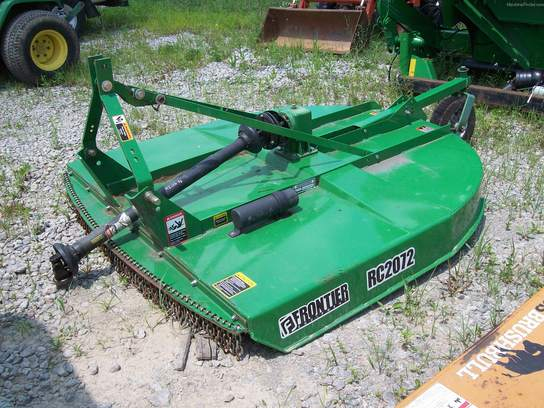 Frontier RC2072 Rotary Cutters, Flail mowers, Shredders - John Deere ...