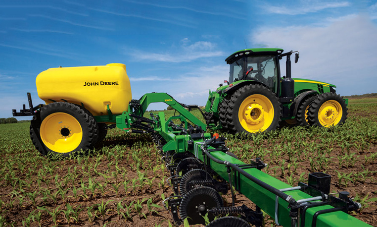 john deere nutrient applicators