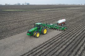 Swath Control Pro is beneficial during strip till