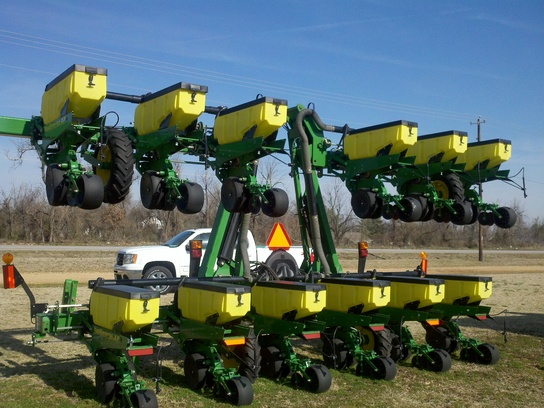 2012 John Deere 1720 - Planters: Integral | Used Agricultural ...
