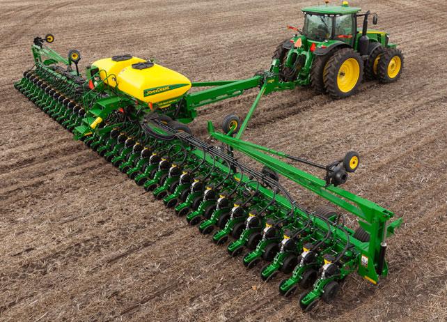 DB60 36R20 DB Planter Series Drawn Planters Planter and Seeding ...