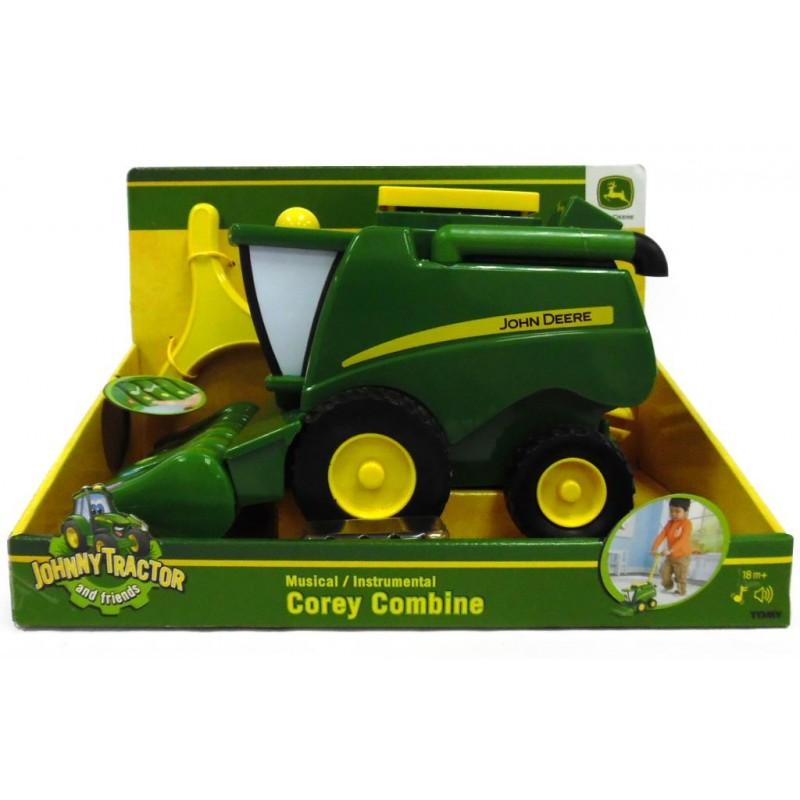 Home > Cars & Vehicles > John Deere > John Deere Musical Corey Combine