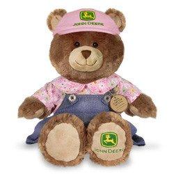 John Deere Girl Build-A-Bear   MyGreenToy.com – mygreentoy.com