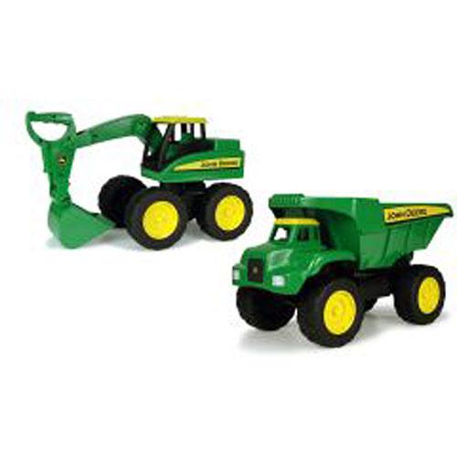 15 Inch John Deere Big Scoop Vehicle Assortment - The Toyworks