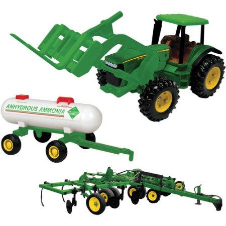 John Deere 8530 Tractor with Forklift - Walmart.com