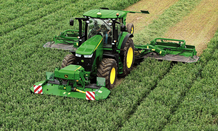 John Deere Guidance and Machine Control Agricultural Management ...
