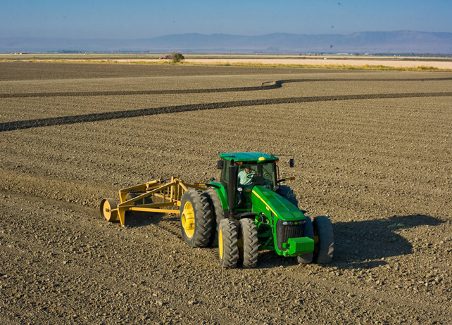 john deere field and crop solutions