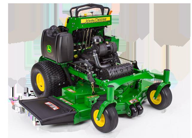 Commercial Mowers | QuikTrak™ 652R Stand-On Mowers | John Deere US