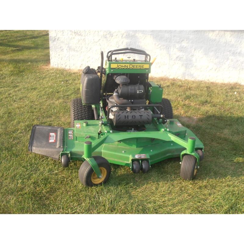 John Deere QuikTrak 661R 61 Stand On Zero Turn Lawn Mower | Mutton ...