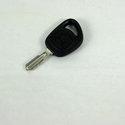 ... > Model LT155 > John Deere Ignition Key with Padded Grip - GY20680