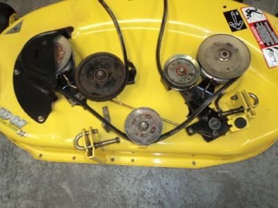 John Deere LT Series LT133 LT150 LT155 LT166 38 Mower Deck Assembly ...