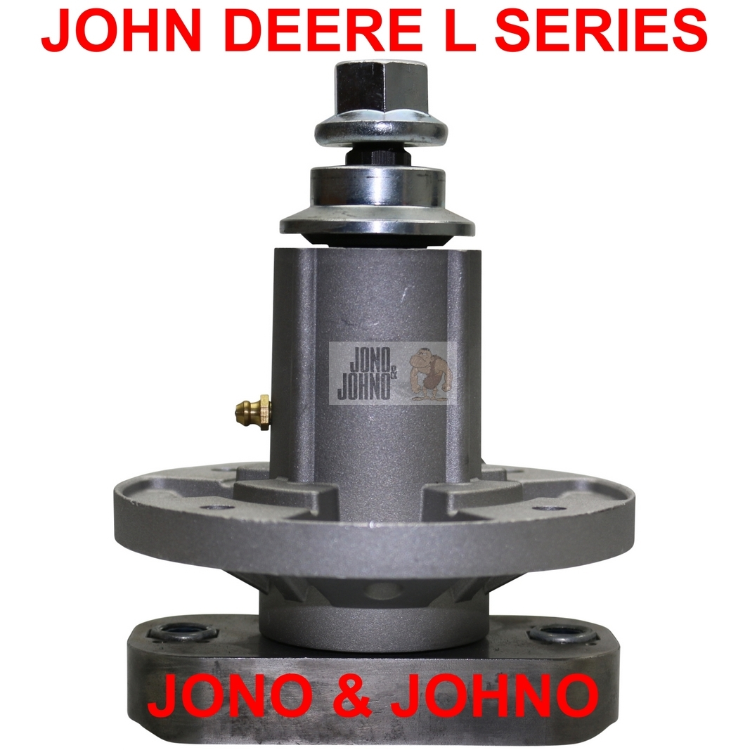 Blade Spindle Ass for Select John Deere L Series Ride On Mowers | Jono ...