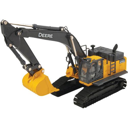 John Deere 1/50 Scale 470 G Excavator - Walmart.com