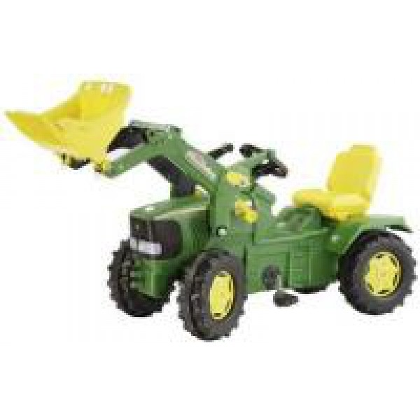 ... Photos - Rolly Farmtrac John Deere 6920 Pedal Tractor With Frontloader