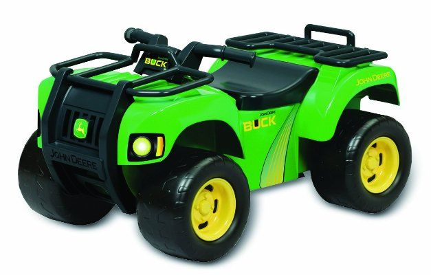 Ertl John Deere Sit-N-Scoot Buck with Lights and Sounds:Amazon:Toys ...