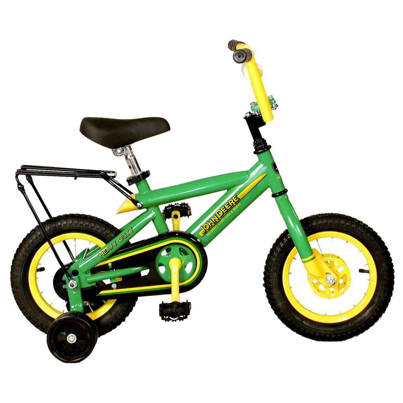 John Deere Toys - 12inch Bike at ToyStop