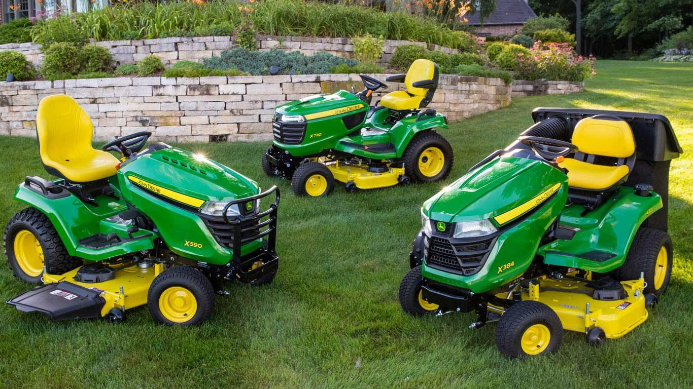 Lawn Mowers | John Deere US