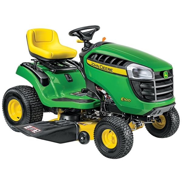 John Deere E100 Lawn Tractor | Mutton Power