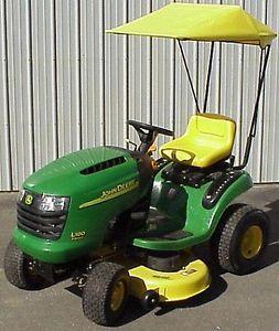 Lawn Tractors | D100 Series | John Deere CA