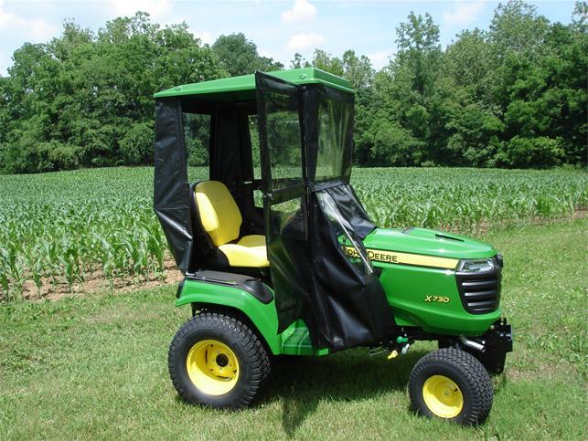john deere x700 signature series tractors