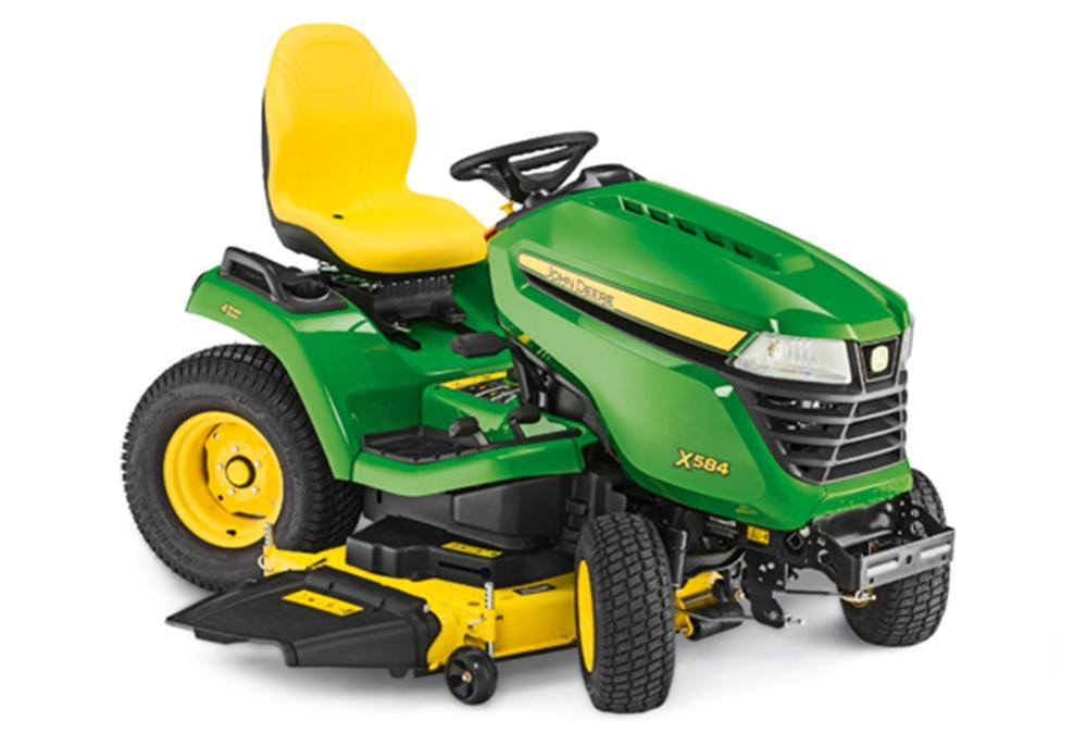 john deere 4-wheel steering tractors