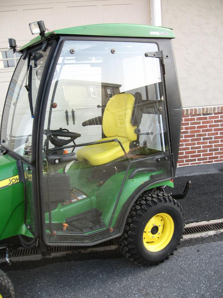john deere x400 series lawn tractors