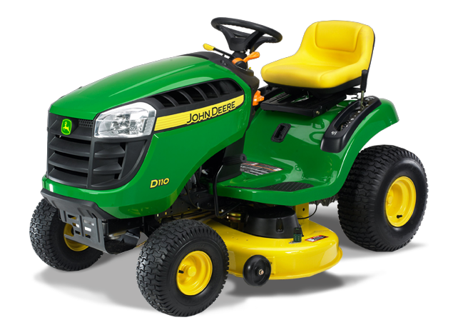 D110 Lawn Tractor