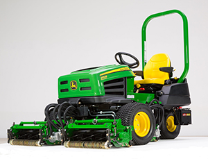 John Deere 2653B PrecisionCut Trim and Surrounds Mower - Golf Course ...