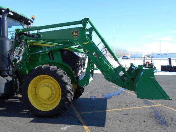 John Deere H480 - Année d'immatriculation: 2014 - Tracteur - ID ...
