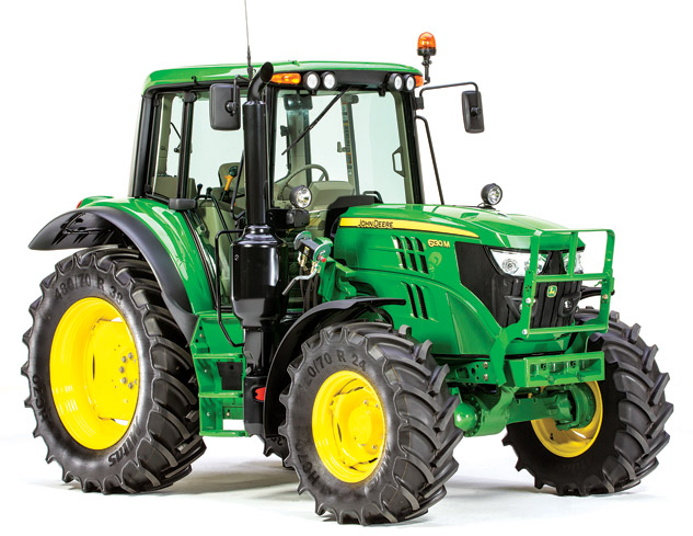 COMPARISON: Read our review of the 2016 John Deere 6120E