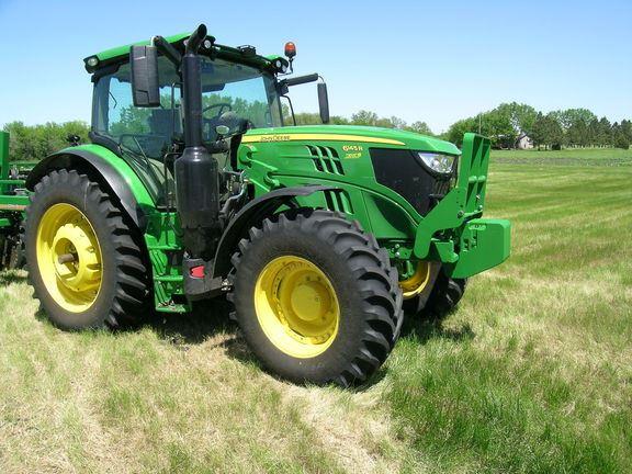 ... 140,346, Year: 2016 | Used John Deere 6145R tractors - Mascus USA