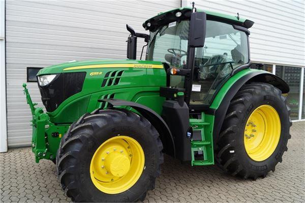 John Deere 6155R - Tractors, Price: £130,120, Year of manufacture ...