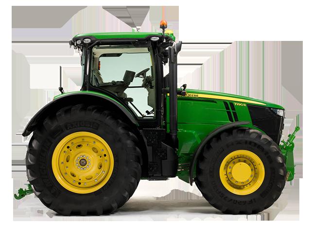 John Deere 7210R 7R Series Tractor
