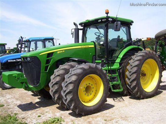 2010 John Deere 8320R Tractors - Row Crop (+100hp) - John Deere ...