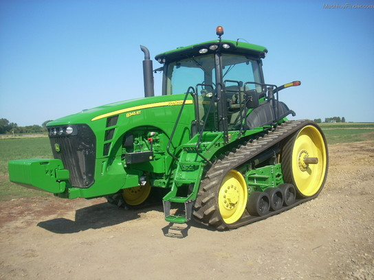 2010 John Deere 8345RT Tractors - Row Crop (+100hp) - John Deere ...