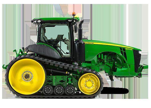 8370RT | 8R Series | Tractors | John Deere GB