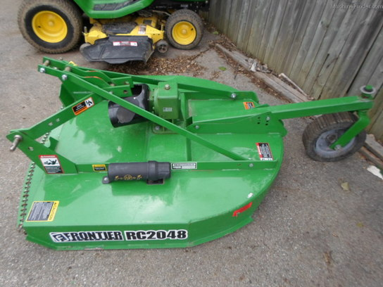 Frontier RC2048 Rotary Cutters, Flail mowers, Shredders - John Deere ...