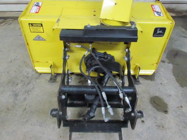 John Deere 47 Snow Blower 420 & 430 - Attachments - GTtalk